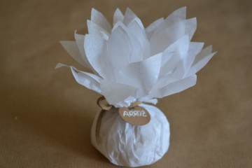 Resultado de imagen de bolsitas de arroz para boda